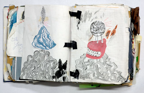 ted mcgrath sketchbook
