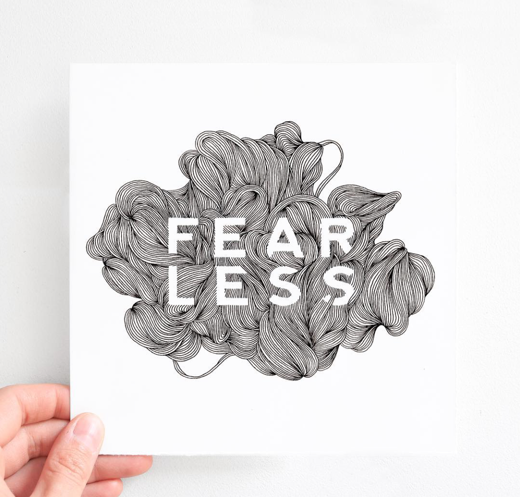 fearless, inspirations, drawing, sketch, patterns