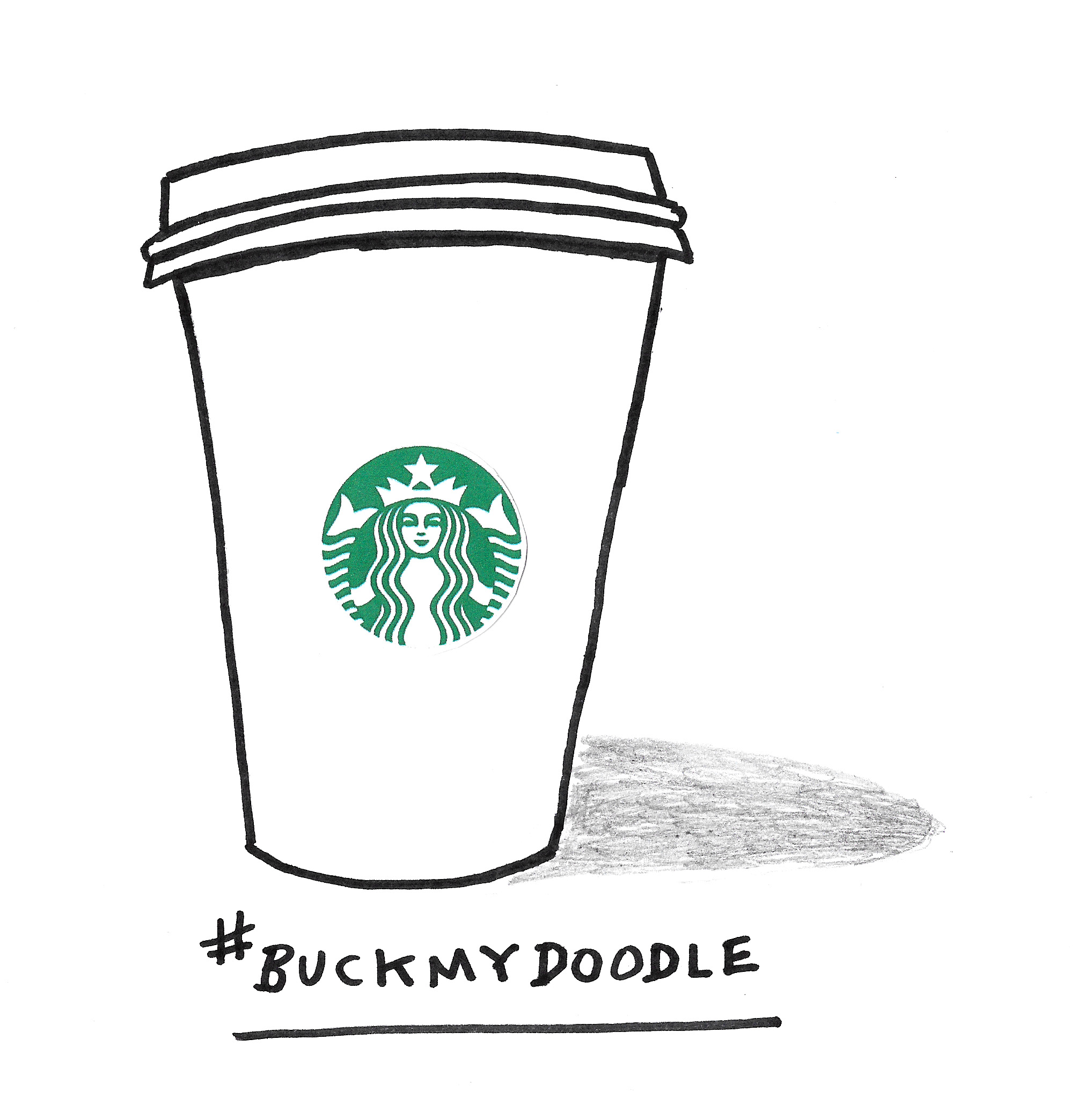 Starbucks cup logo coloring pages for Starbucks coloring page