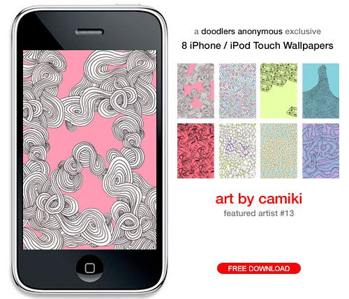 Featured: camiki | Doodlers Anonymous