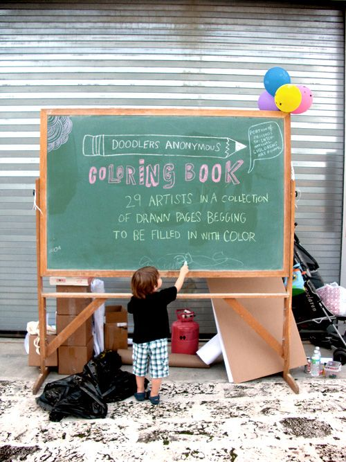 Colorific | Doodlers Anonymous