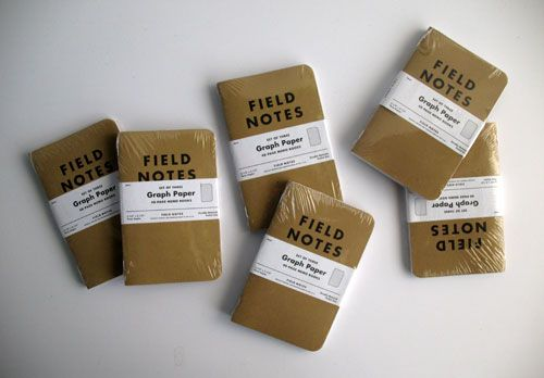 Giveaway: Field Notes | Doodlers Anonymous