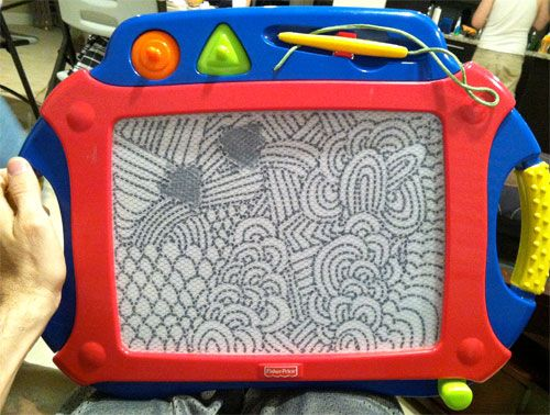 Magna Doodle, I Love You | Doodlers Anonymous