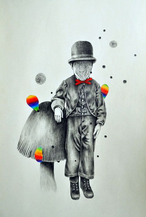 Surreal Dreamy Drawings | Doodlers Anonymous