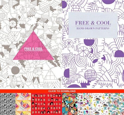 Free and Cool, volume 5 | Doodlers Anonymous