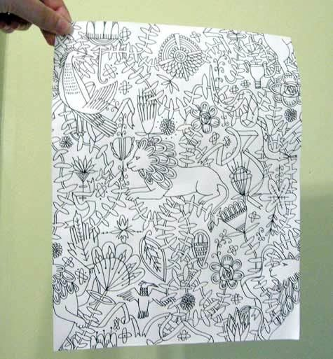 Repeat Pattern Repeat | Doodlers Anonymous