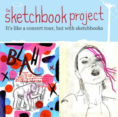 The Sketchbook Project | Doodlers Anonymous