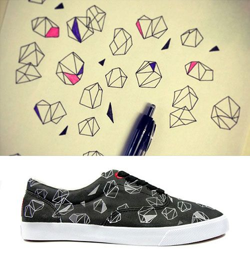 From Doodle to Shoe! | Doodlers Anonymous