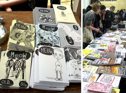 London Zine Symposium | Doodlers Anonymous