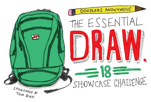 Showcase #18: The Essential Draw | Doodlers Anonymous