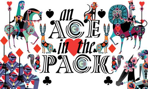 An Ace in the Pack | Doodlers Anonymous