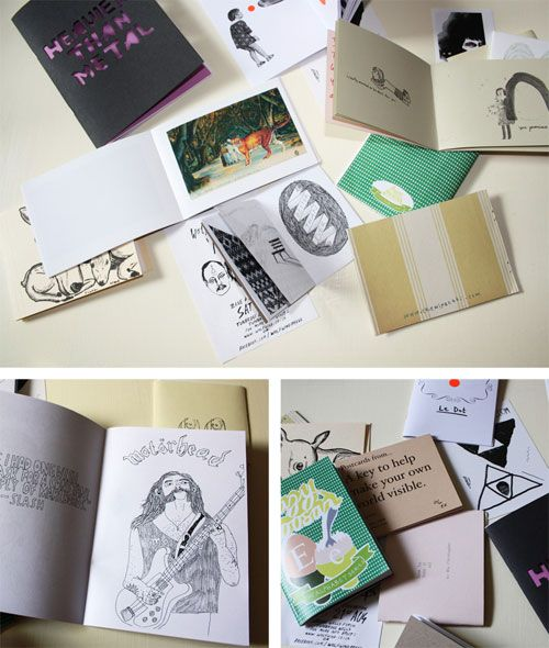 Zines / A Labour of Love | Doodlers Anonymous