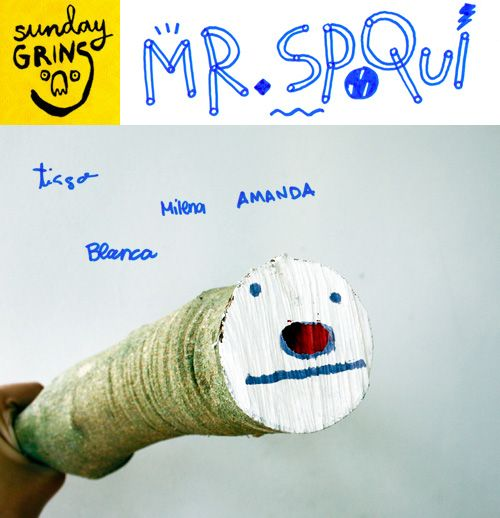 Sunday Grins! with Mr Spoqui | Doodlers Anonymous