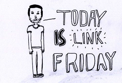 Link Friday, Pt. 1 | Doodlers Anonymous