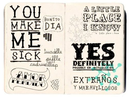 Draw Your Words | Doodlers Anonymous