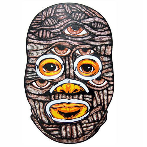 Lucha Libre Masks | Doodlers Anonymous