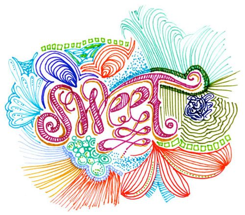 Sweet | Doodlers Anonymous