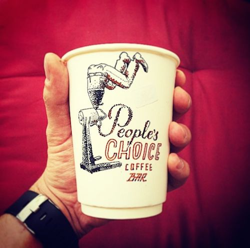 Designy Hand-drawn Coffee Cups | Doodlers Anonymous