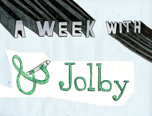Featured: Jolby | Doodlers Anonymous