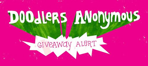 Giveaway Alert | Doodlers Anonymous