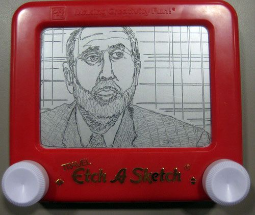 Etch A Sketch | Doodlers Anonymous
