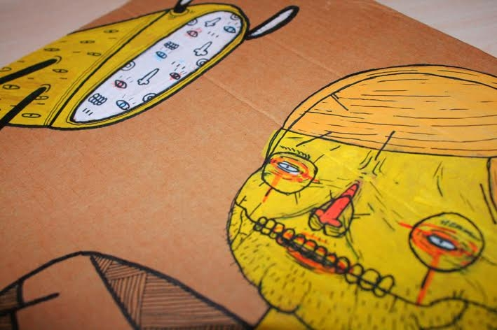 Featured: Tommaso Meli | Doodlers Anonymous