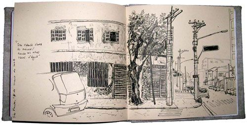 Urban Sketchers | Doodlers Anonymous