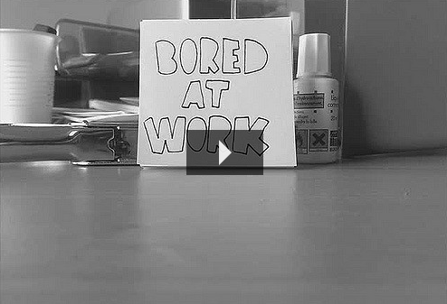 Bored At Work | Doodlers Anonymous