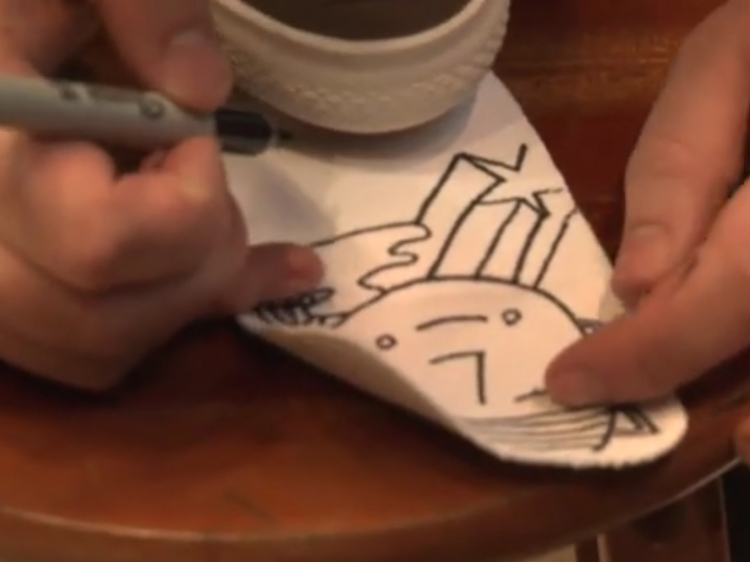 Live Drawing | Doodlers Anonymous