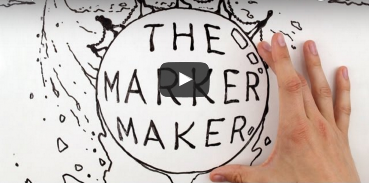 Whiteboard + Marker + Doodles = Stop Motion Animation awesomeness! | Doodlers Anonymous