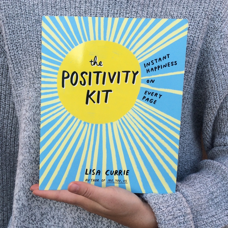 Giveaway: The Positivity Kit by Lisa Currie | Doodlers Anonymous