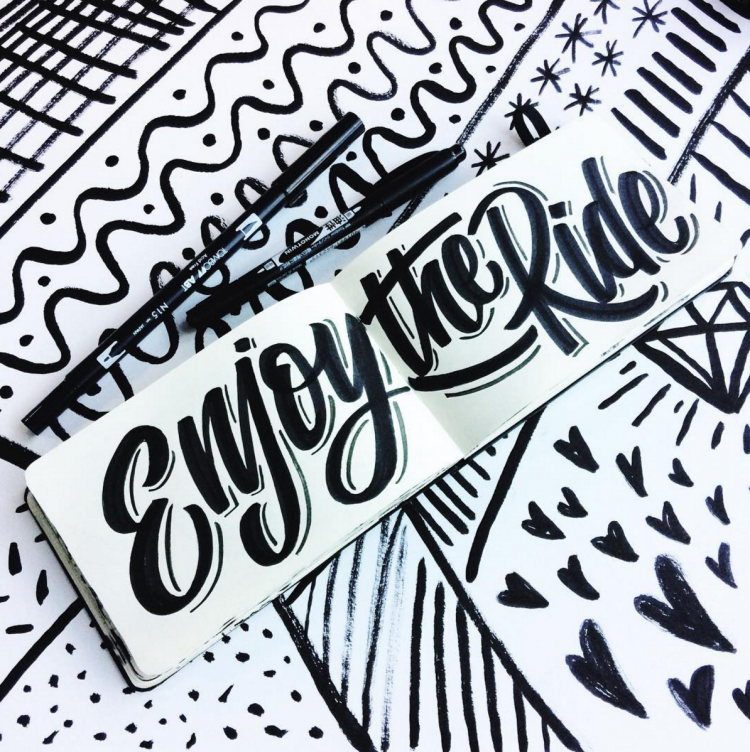 Magic Maia's Motivational Moleskine Messages (MMMMM!) | Doodlers Anonymous