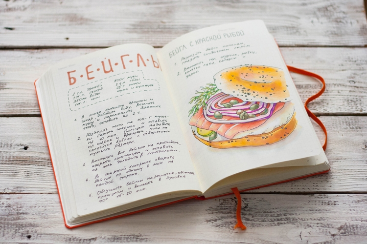 Delicious Doodles That'll Make Your Mouth Water! | Doodlers Anonymous
