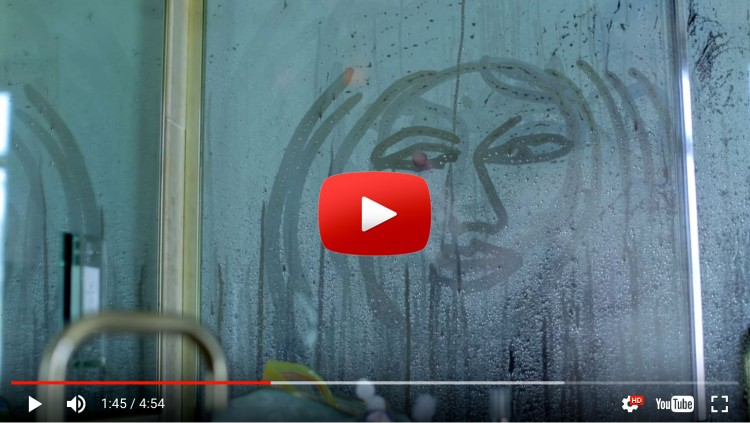 An Entire Music Video Created with Shower Doodles | Doodlers Anonymous