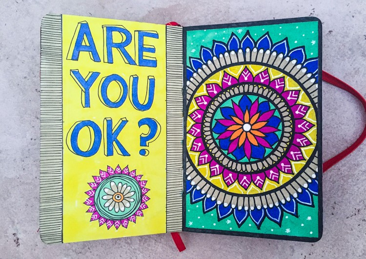 There Is A Mandala For Every Mood | Doodlers Anonymous