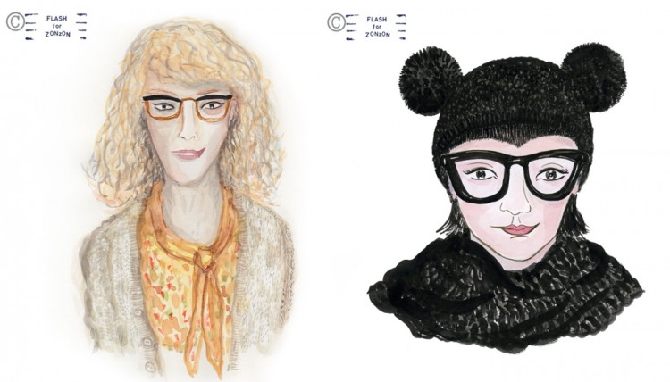 Member Spotlight: Doodling Street Fashion by Sanna Pyykkö | Doodlers Anonymous