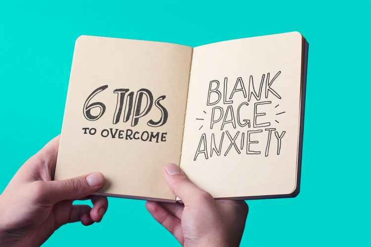 6 Tips For Artists To Overcome Blank Page Anxiety | Doodlers Anonymous
