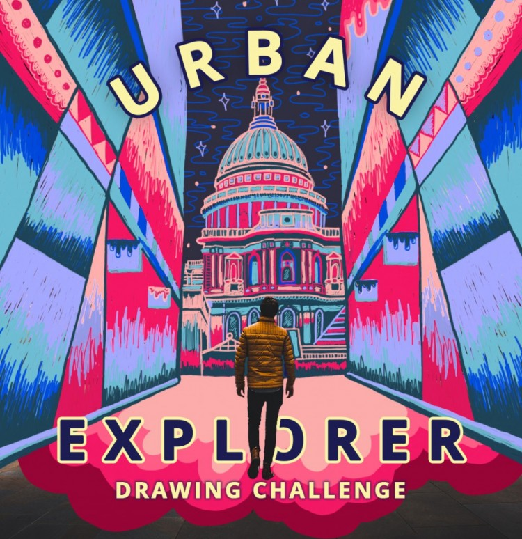 Now Accepting Submissions: Urban Explorer Drawing Challenge | Doodlers Anonymous