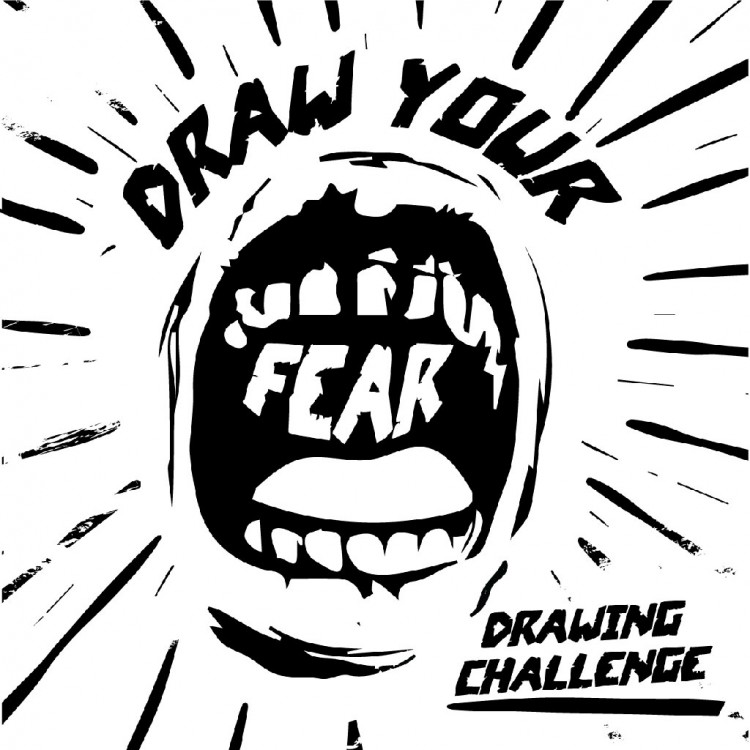 Submit Your Work: Draw Your Fear Challenge | Doodlers Anonymous
