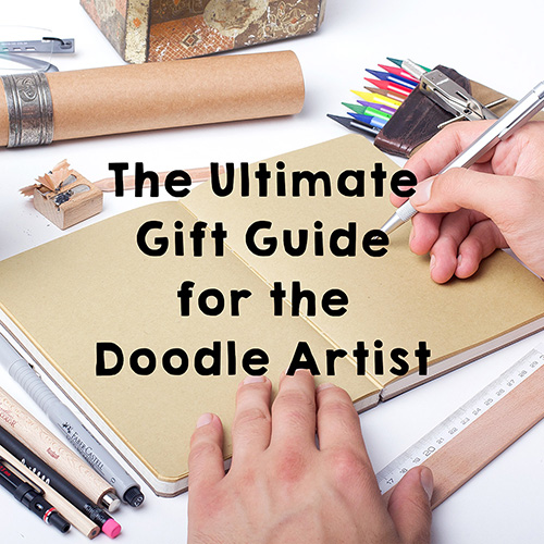 The Best Gift Guide for Doodlers