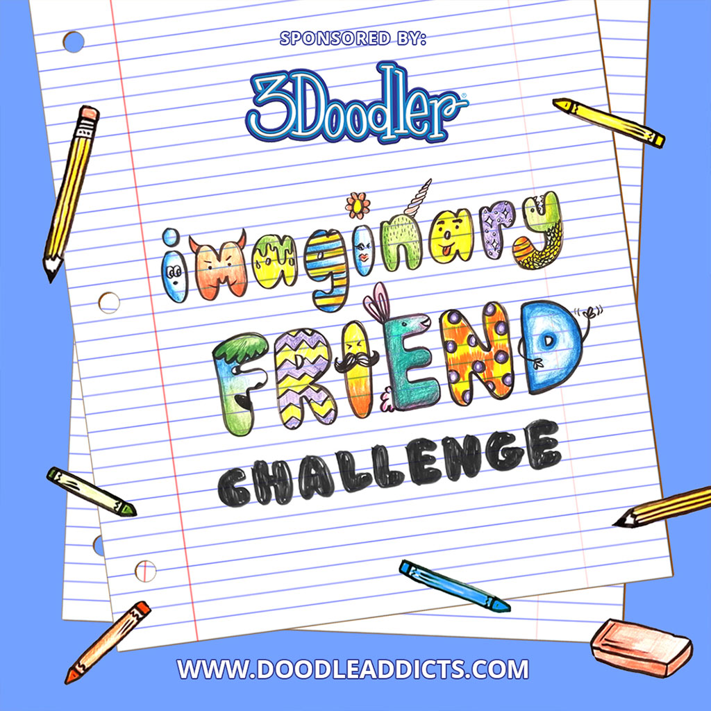 Imaginary Friend Challenge