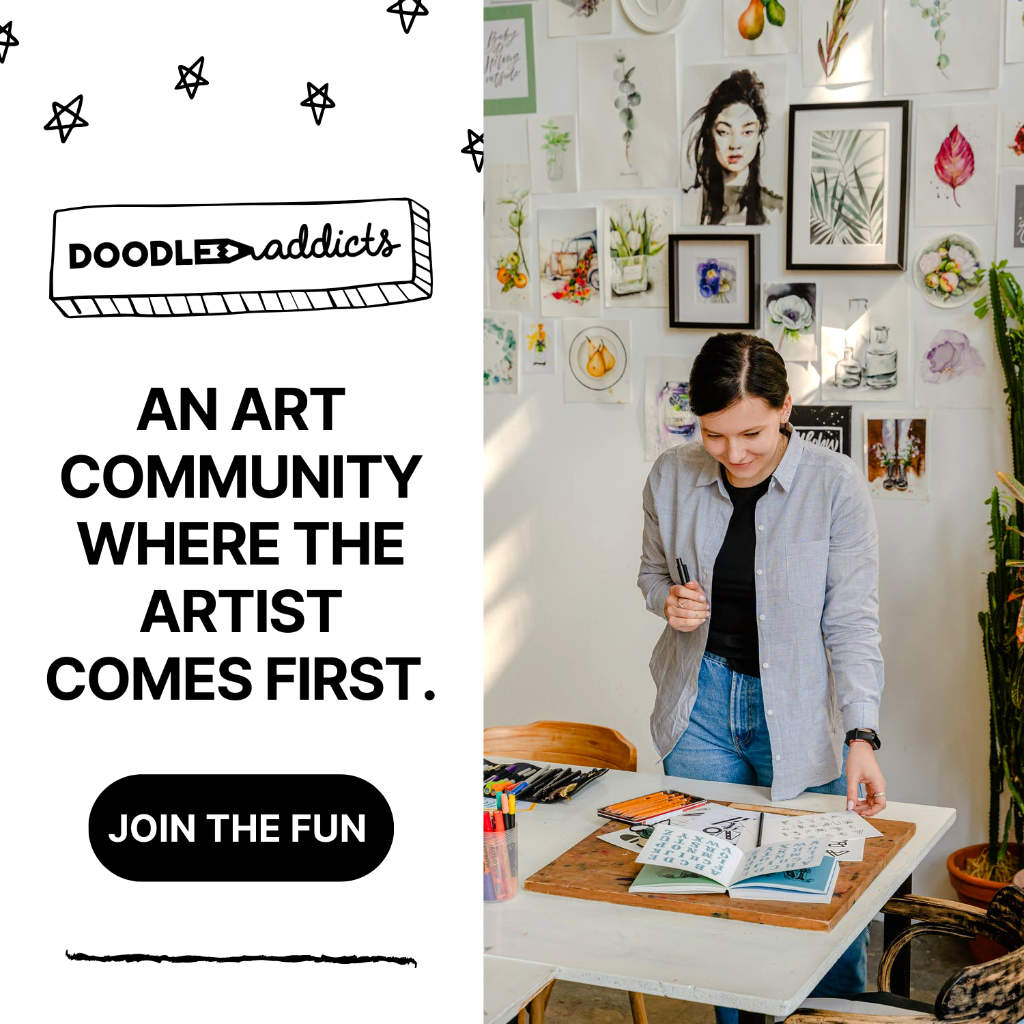 Join Doodle Addicts