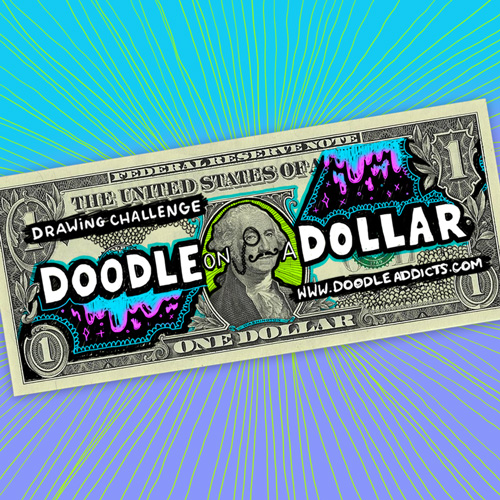 Draw on a Dollar